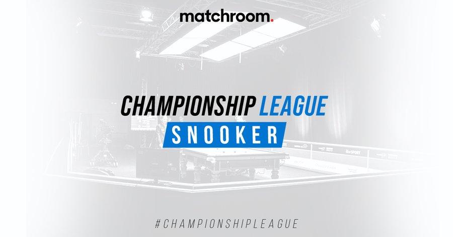 Championship League Returns This Autumn