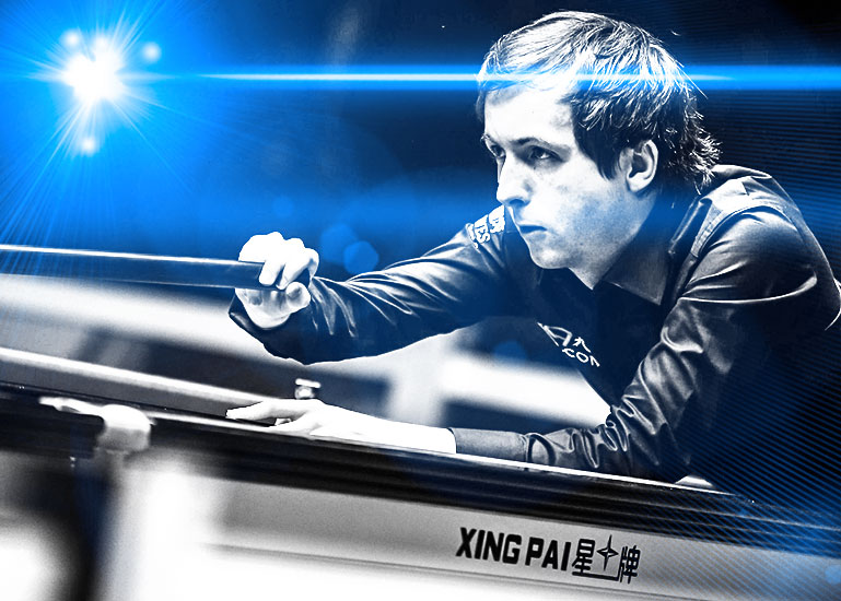 DONALDSON AND KING ADVANCE AT BETVICTOR CHAMPIONSHIP LEAGUE SNOOKER