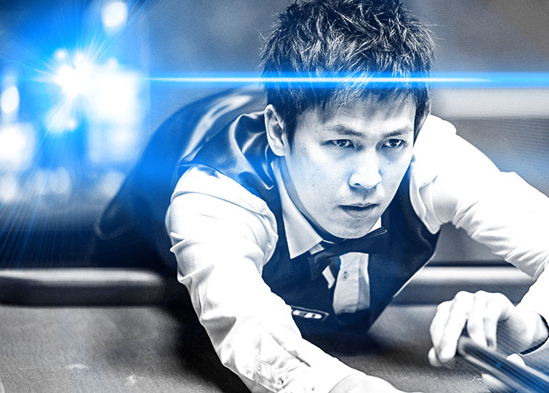 LUO & UN-NOOH THROUGH AT BETVICTOR CHAMPIONSHIP LEAGUE SNOOKER