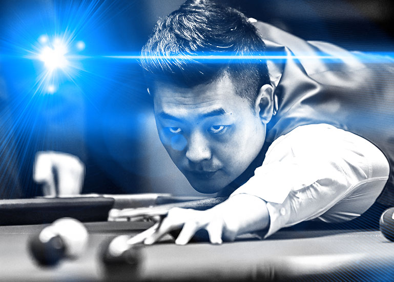 TIAN AND LI COMPLETE WINNERS' WEEK LINE-UP FOR BETVICTOR CHAMPIONSHIP LEAGUE SNOOKER