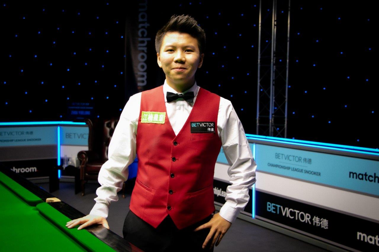ZHOU FIRST INTO BETVICTOR CHAMPIONSHIP LEAGUE SNOOKER WINNERS' GROUP