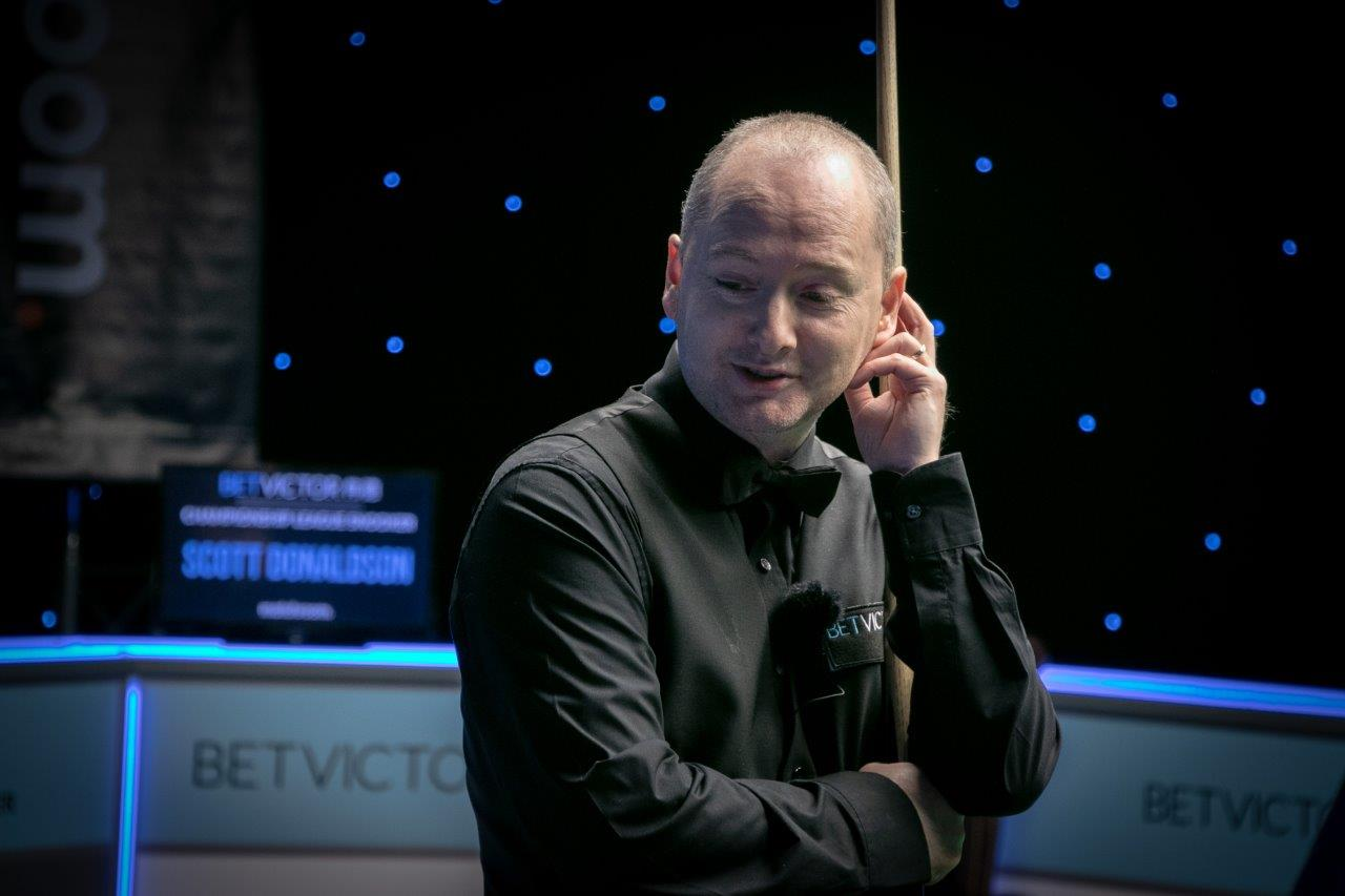 DOTT IS GROUP TWO WINNER AT BETVICTOR CHAMPIONSHIP LEAGUE SNOOKER