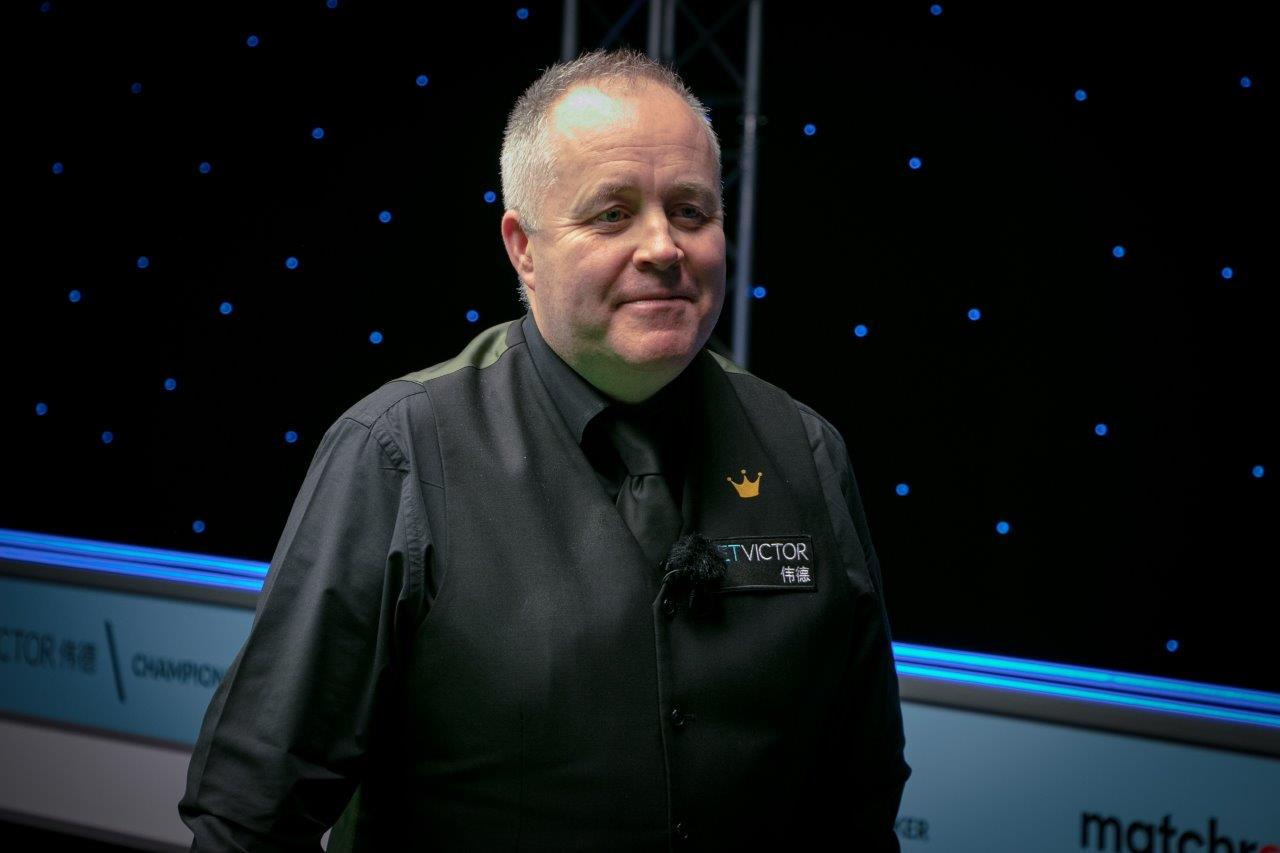 HIGGINS WINS GROUP THREE OF BETVICTOR CHAMPIONSHIP LEAGUE SNOOKER