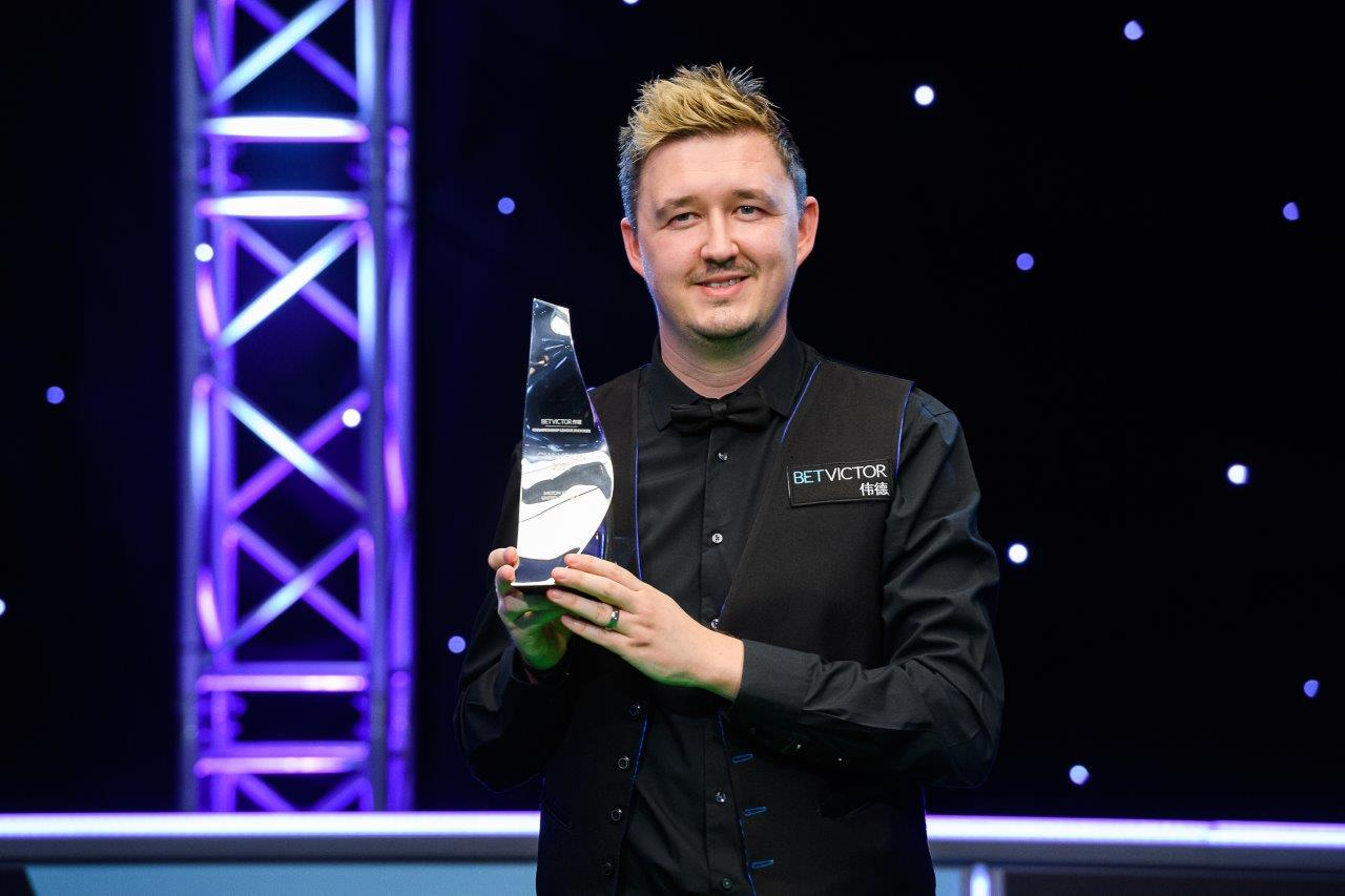 RECORD-BREAKER WILSON IS BETVICTOR CHAMPIONSHIP LEAGUE SNOOKER CHAMPION