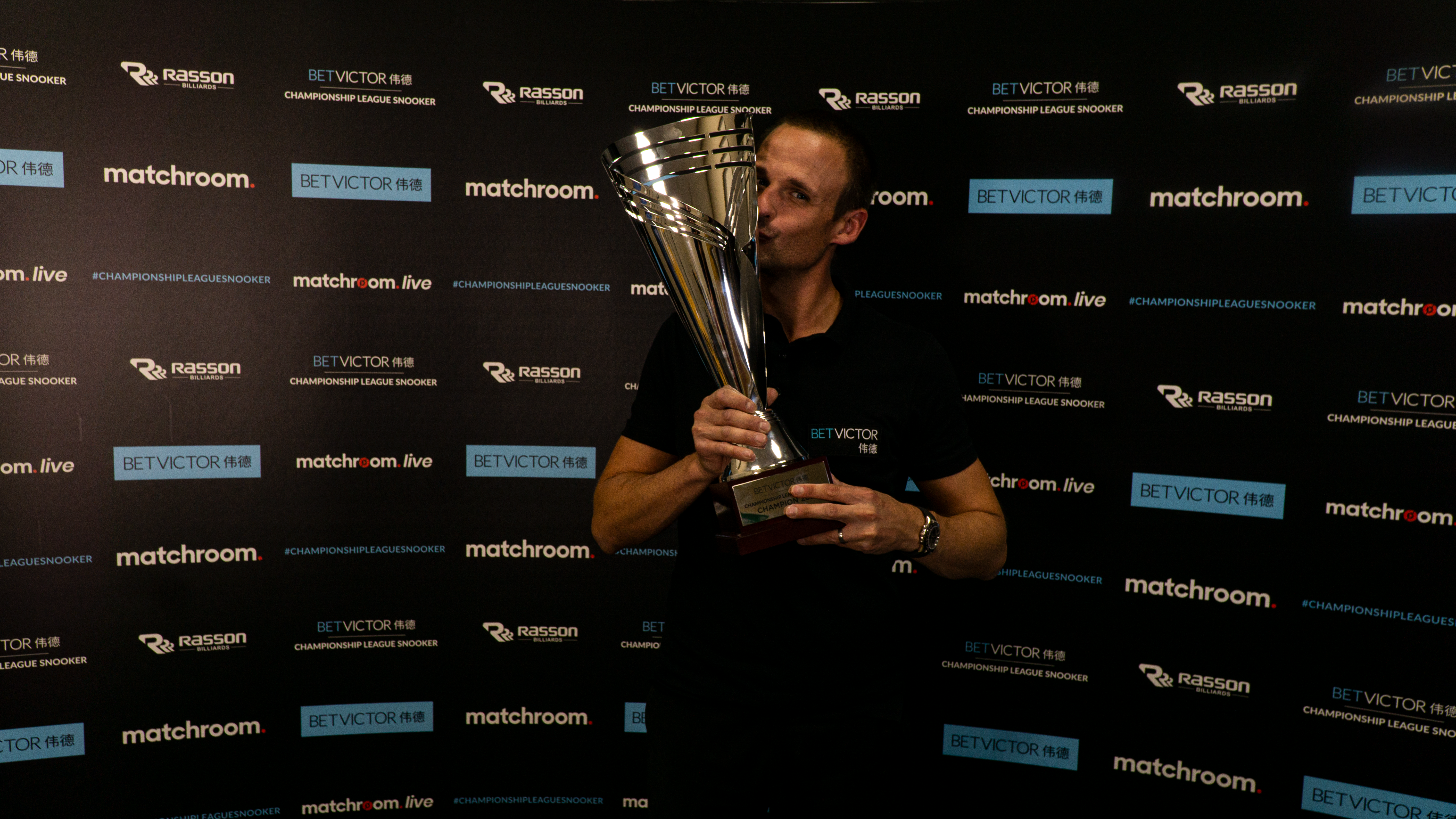 David Gilbert clinches BetVictor Championship League Snooker title